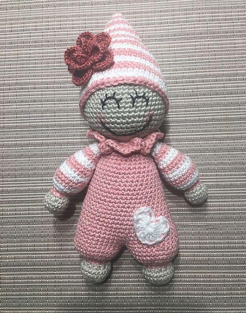 Ravelry: Aria Crochet Doll pattern by Desislava Dimitrova   640x503