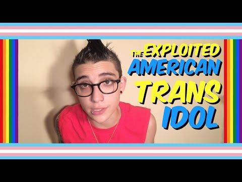 Transgender singer accuses American Idol of seeking to exploit his identity | Society | The Guardian