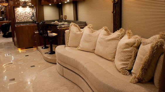 Luxury Lounging
