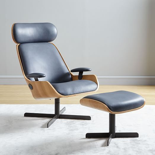 Remarkable Malcolm Bentwood Leather Swivel Chair In 2019 Swivel Chair Pabps2019 Chair Design Images Pabps2019Com