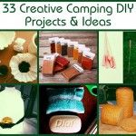 33 Creative Camping DIY Projects and Ideas