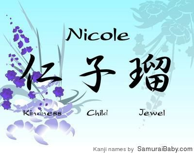 """What does my Chinese name """"???"""" mean?"""