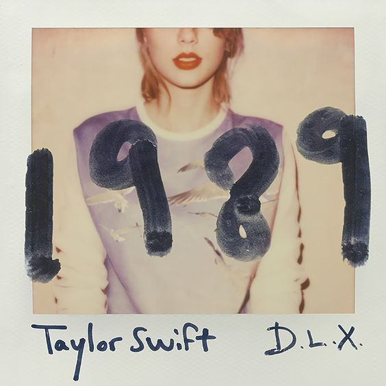 Taylor Swift 1989 Deluxe Album cover: 1989 Taylor, Taylorswift 1989, 1989 Deluxe, Album Cover, Taylor Swift 1989