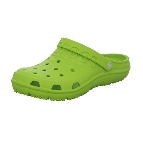 Crocs Schuhe - CROCS HILO CLOG - volt green, Größe 41-42 - http://on-line-kaufen.de/crocs/41-42-eu-crocs-hilo-sabot-u-herren-clogs-3
