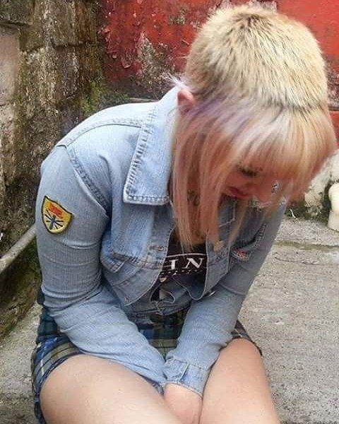 SkinGirls,PunkGirls,RudeGirls @skin_punk_rude_girls #skinheadgirl #sk...Instagram photo | Websta (Webstagram)
