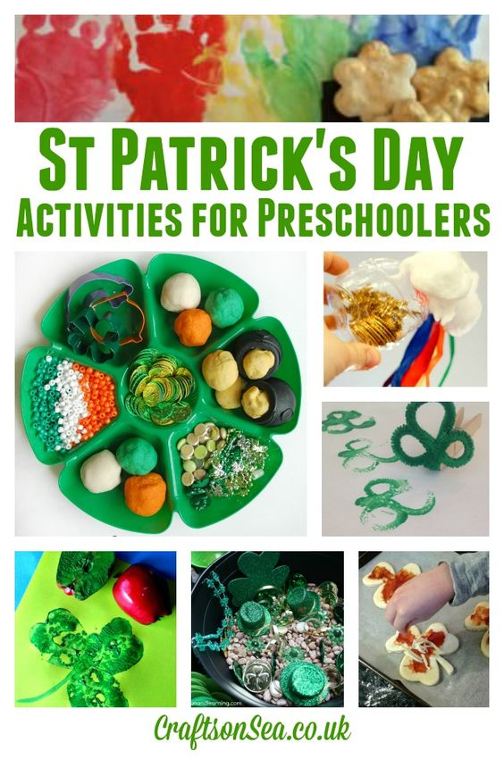 For Preschoolers St Patrick S Day