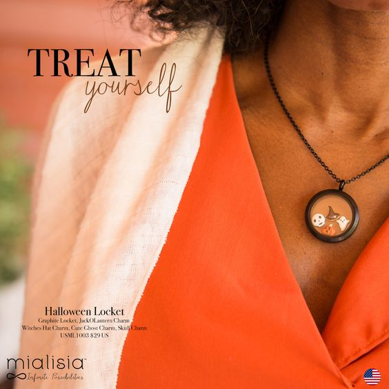 Treat yourself for Halloween with this beautiful locket.  Only $29.00 while supplies last.  http://tammytamayo.southhilldesigns.com/en/shop/74/deals-steals/2800/halloween-locket