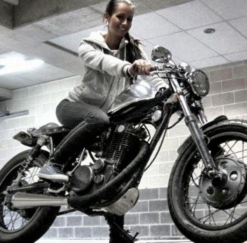 Biker Queen http://biker-queen.blogspot.com/