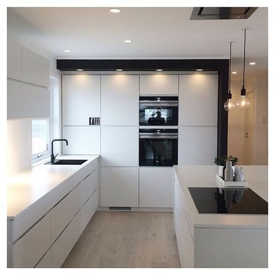 Wohnideen, Interior Design, Einrichtungsideen \ Bilder Kitchens - griffe für küche