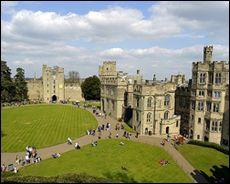 Londra il castello di warwick | LONDON TOUR SERVICES
