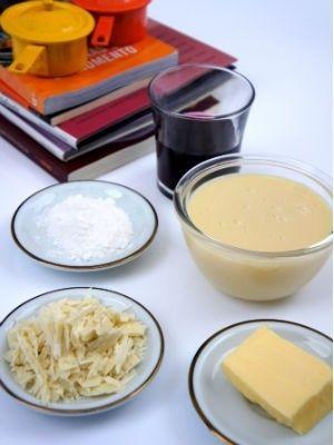 ingredientes do brigadeiro de quentão (Foto: Divulgação)