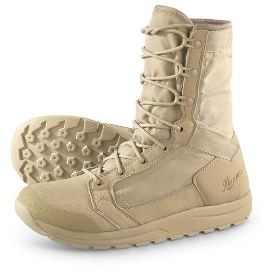 Danner Tachyon Lightweight Tactical Boots, Tan | Sportsman Guide ...