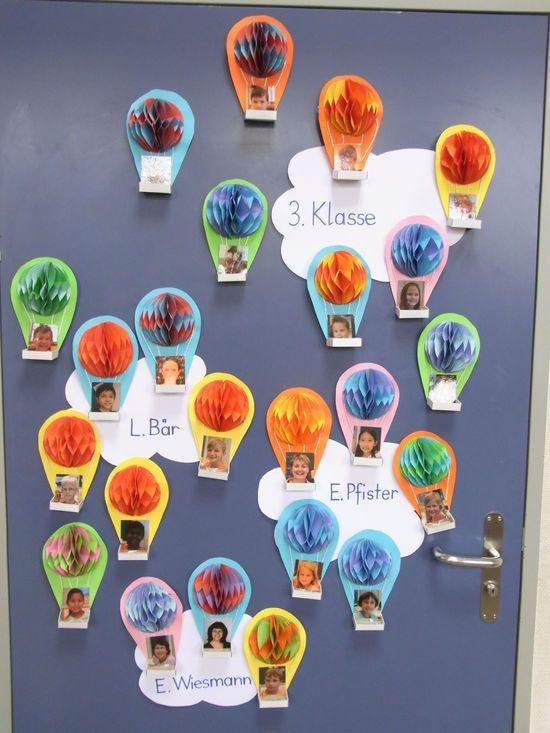 nice classroom door!