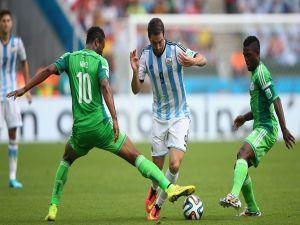 Argentina vs Nigeria (Mundial 2014)