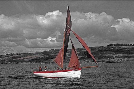 Heir Island mackerel sloop