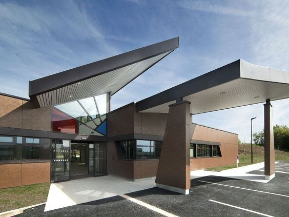 Un hôpital de jour mise sur une architecture vivifiante