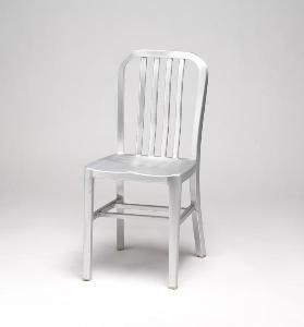 aluminum chairs for the covered patio, $79