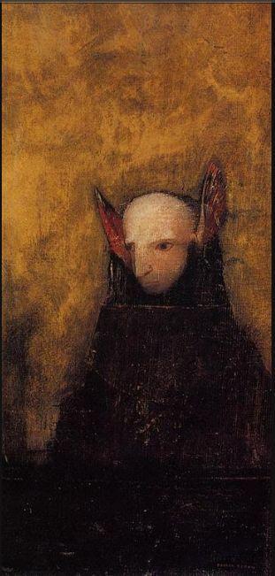 Odilon Redon, Le Monstre: