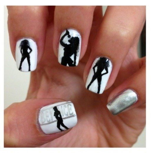Concert Nails Momaels Doings Pinterest Concerts Nails And