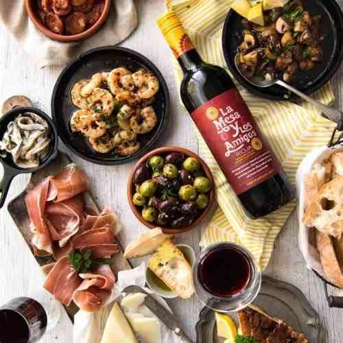 Easy Spanish Tapas Recipes Recipe Tapas Recipes Spanish Tapas Recipes Tapas Dinner