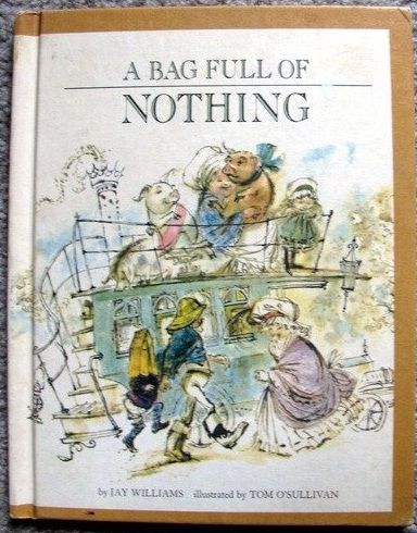 A Bag Full of Nothing - Jay Williams