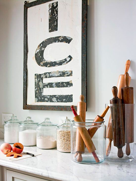 Small Kitchen Decorating Ideas Small Kitchen Decor Kitchen Utensil Storage Kitchen Storage Solutions