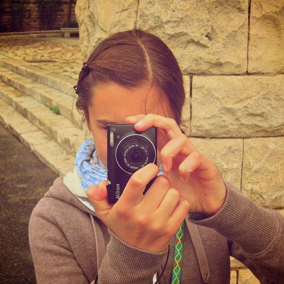 Girl + cam