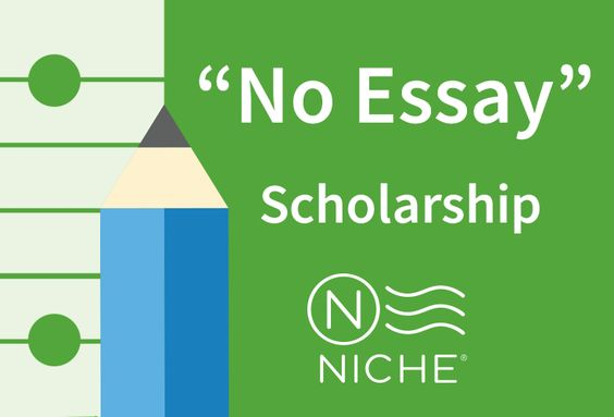 Scholarships for high school seniors no essay