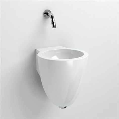 Clou Flush 6 Toiletfontein Zonder Kraangat Wit Keramiek C Wit Keramiek Badkamer Keramiek