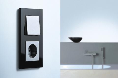Lichtschalter Mit Schonem Design Lichtschalter Licht Steckdosen Und Lichtschalter