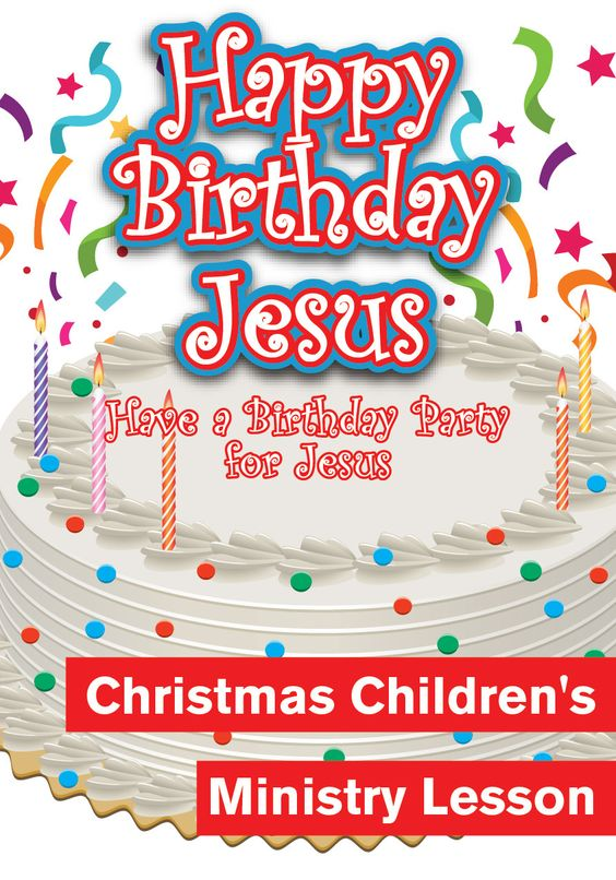 Happy Birthday Jesus Children's Ministry Christmas Lesson http://www.childrens-ministry-deals.com/products/happy-birthday-jesus-childrens-ministry-christmas-lesson