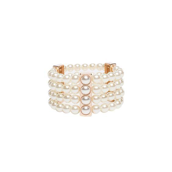 I love the Lolita Jewelry Statement  Bar Bracelet from LittleBlackBag: