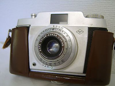 Agfa #silette vario slr #camera - #vintage ,  View more on the LINK: 	http://www.zeppy.io/product/gb/2/262125957421/