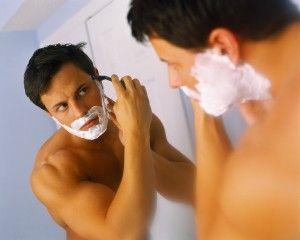 Messieurs, un soin après-rasage au naturel !