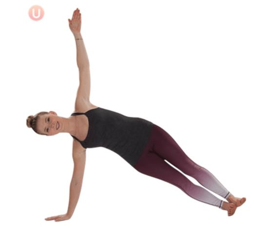 How to Use Yoga to Build a Strong Upper Body: Side Plank