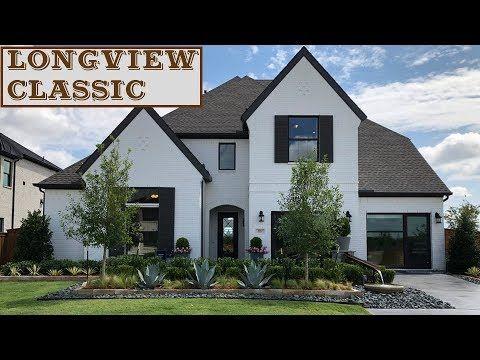 Longview Classic Ridgeview Crossings Allen Tx Youtube Longview House Styles Classic