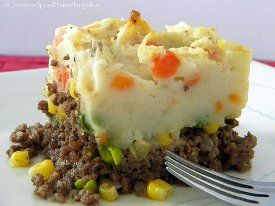 Humble Hillbilly Cottage Pie - Comfort in a dish... what more do we need to say?  Get the easy one-pot recipe right here...