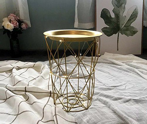 Pin By Takoza On Kiopp 2 Metal Accent Table Round Side Table Side Table