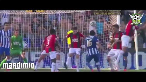 Hector Herrera   Goles y Jugadas   FC Porto   Selección Mexicana    HD    Probably the best player in the seleccion Mexicana