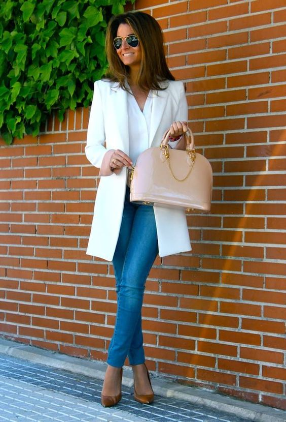 Zara White Wrap Blouse 89