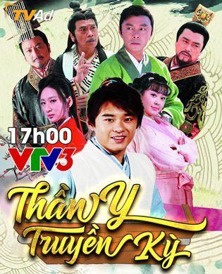 Phim Thần Y Truyền Kỳ | Vtv3