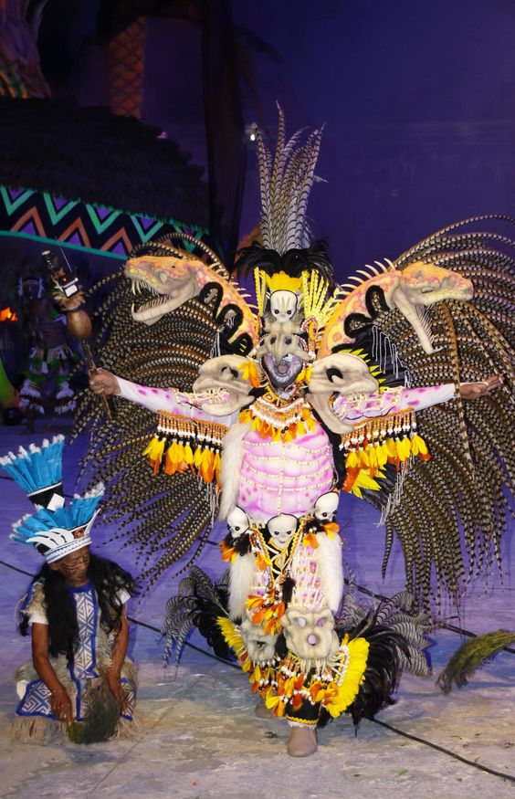 Boi Bumbá - Festival Folclórico de Parintins, Amazonas