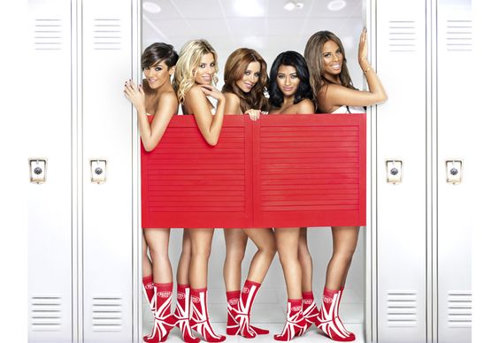 The Saturdays - all of them