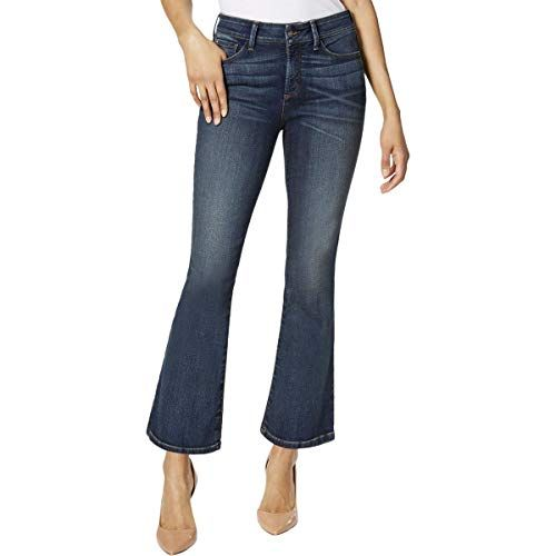 NYDJ Womens Billie Ankle Bootcut Jeans