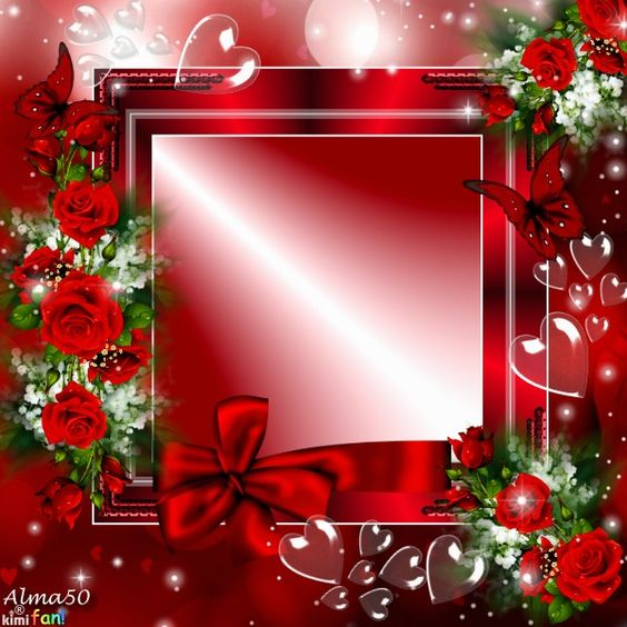 Red Frame | Imikimi's To Save For Later Use ! | Pinterest ...