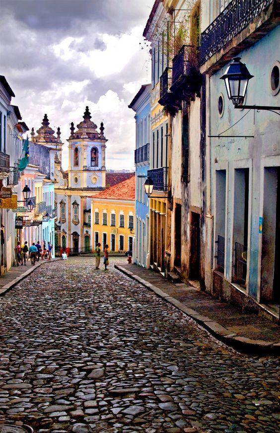 Lugares turísticos de Brasil