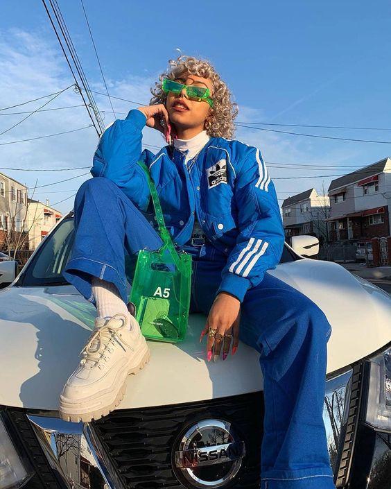💙 @wuzg00d 💚 . . . . . . . . . . . . . . . . . . . . . . . . . . . . . . . #fashionallaroundtheworld #fashionpassion #fashionaddict…