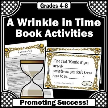 an analysis of a chapter of lengles a wrinkle in time Free summary and analysis of chapter 1 in madeleine l'engle's a wrinkle in  time that won't make you snore we promise.