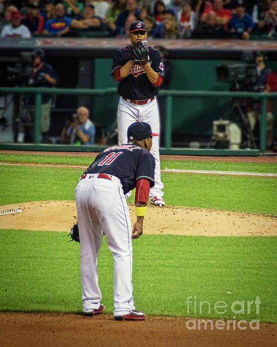 An Evening at The Cleveland Indians home game the evening of September 2nd, summer of 2016 proves to be intense for Ramirez.