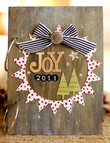 A Project by jbarksdale from our Scrapbooking Altered Projects Galleries originally submitted 12/14/11 at 08:09 AM